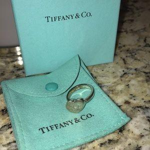 Tiffany & Co. Heart Ring with Diamond